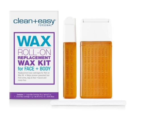Replacement kit for Personal waxer